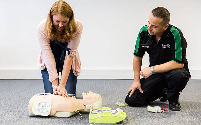 St John Ambulance has issued new advice on CPR
