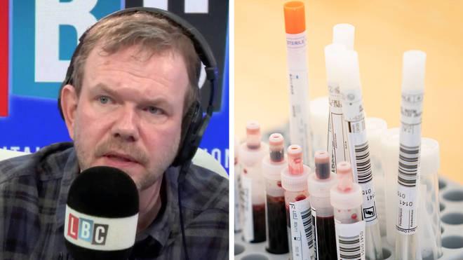 James O'Brien heard why coronavirus testing is so important