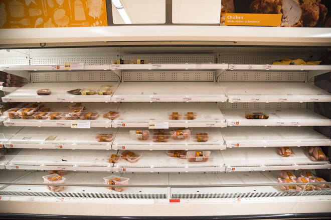 Coronavirus: which items are going first in supermarkets?