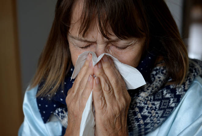A loss of smell and taste is thought to be the best predictor for coronavirus