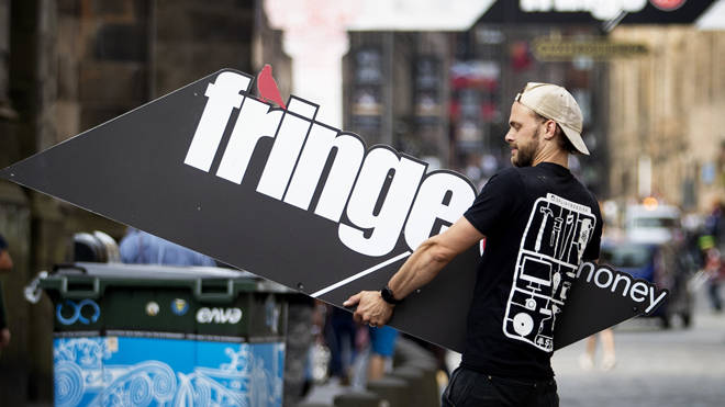 The Edinburgh Fringe and other festivals had been due to take place in August