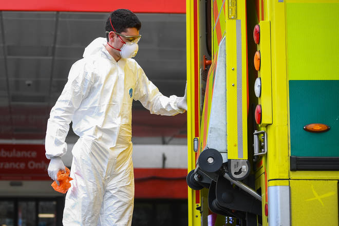 More than 2,000 people have now died from the virus in the UK