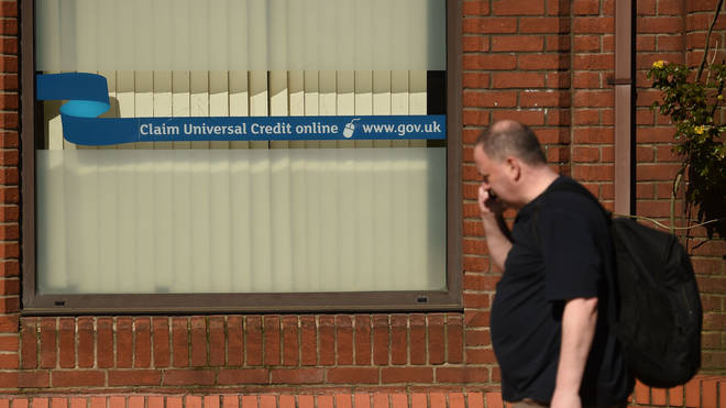 Almost a million people have applied for Universal Credit in two weeks