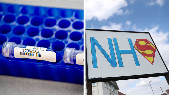 A Public England Professor told LBC more NHS staff will die from coronavirus