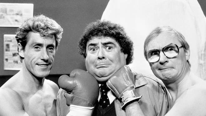 He was best-known for a double act with Syd Little