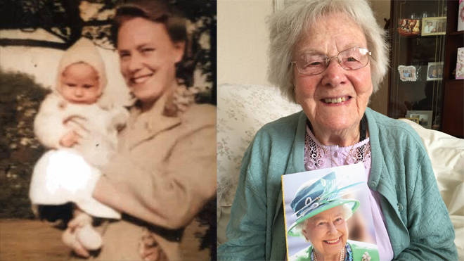 Hilda Churchill, 108, died from coronavirus