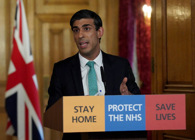 Rishi Sunak has announced a support package for self-employed whose profit is under £50,000 per annum