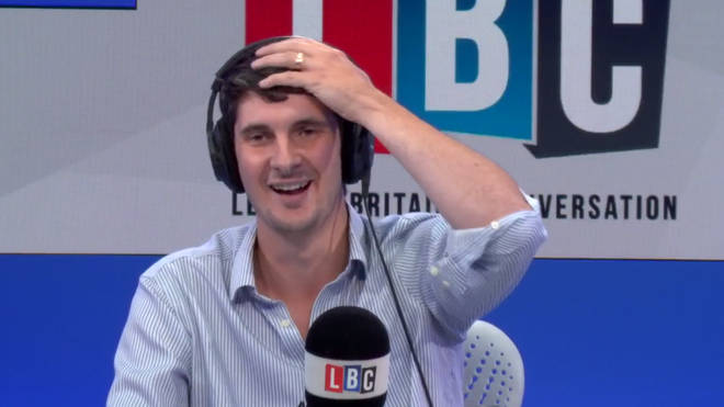 The LBC Presenter Clashed With John In Chigwell Over Jeremy Corbyn