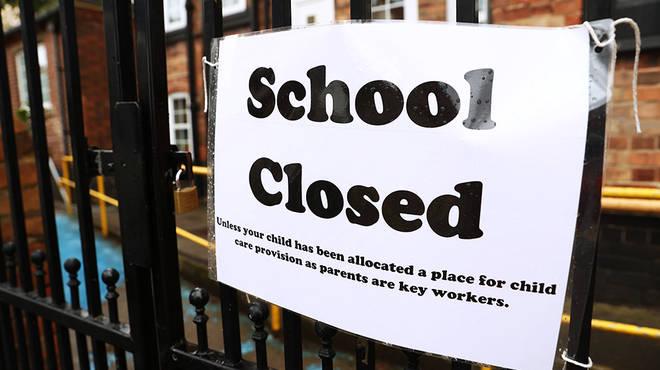 Boris Johnson closed schools to help slow the spread of coronvirus
