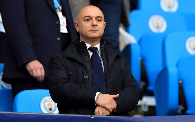 Daniel Levy came under fire for his pay cut policy