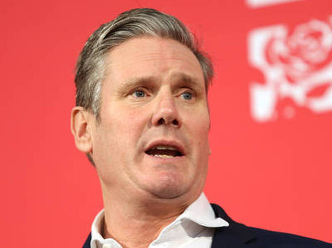 Sir Kier Starmer is the new Labour leader