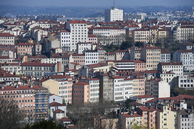 The attack happened in the French town of Lyon