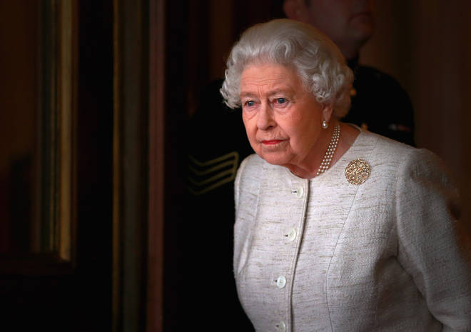 The Queen is to address the nation later today