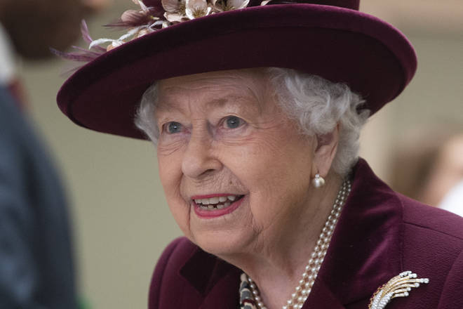 The Queen is scheduled to address the Commonwealth this evening