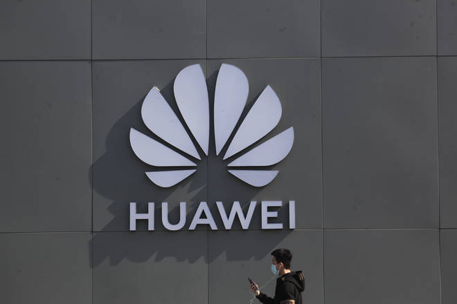 Nigel believes Huawei will get a tight grip on the UK's 5G network