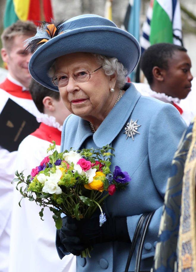 The Queen will address a third of the world's population in her address