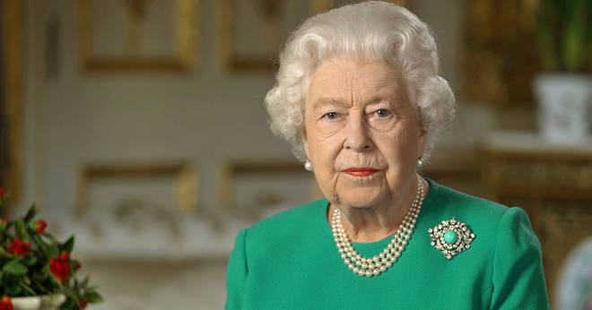 The Queen addressed the nation over coronavirus