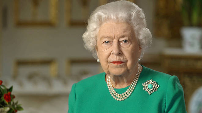 The Queen delivered a message to the nation saying the UK will succeed in the fight against coronavirus