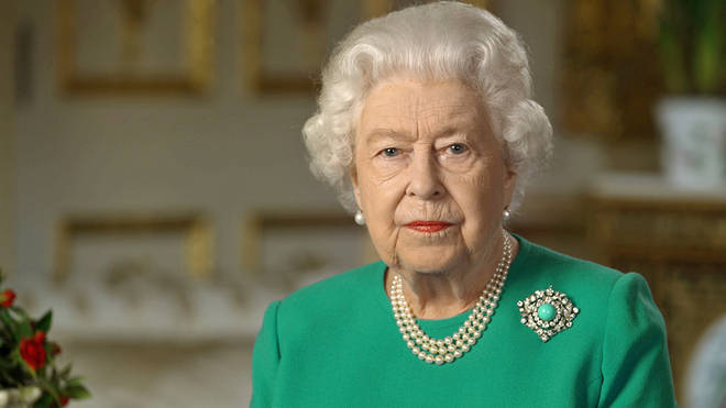 "The Queen said the UK ""will succeed"" in the fight against coronavirus"