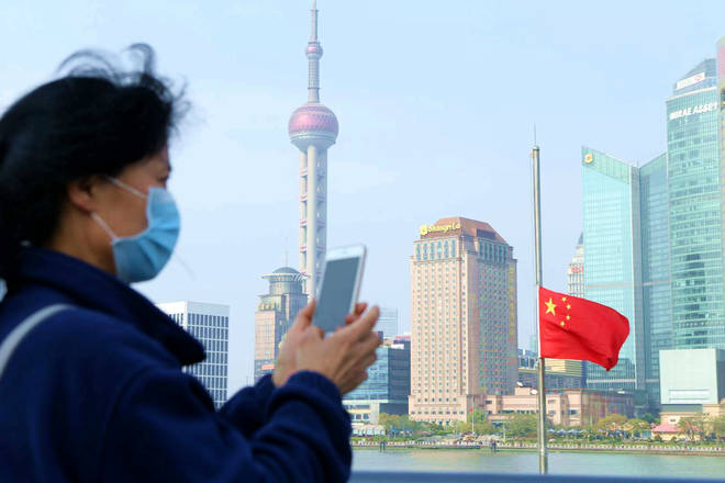 MPs have accused China of spreading disinformation