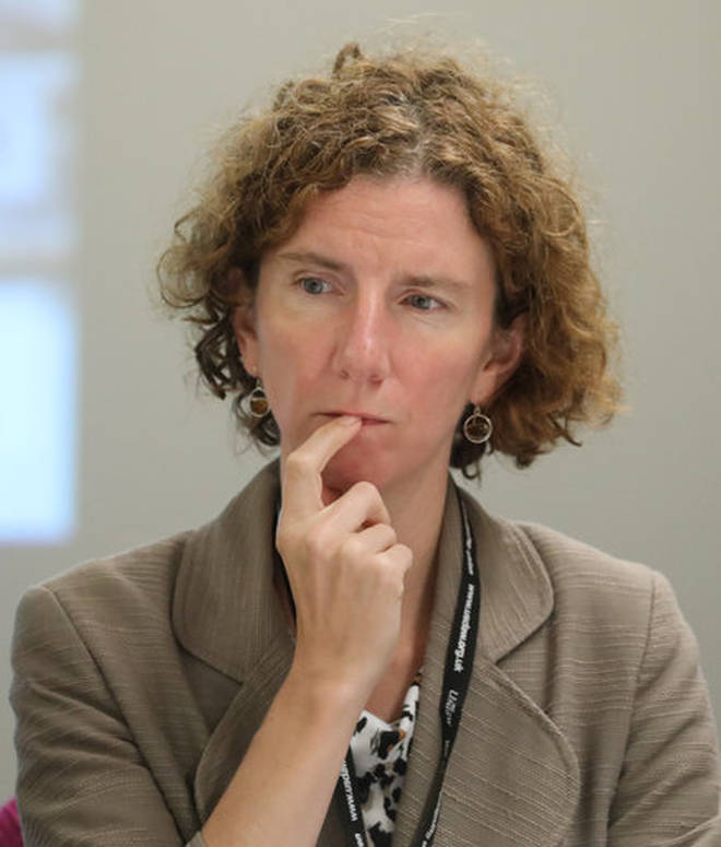 Anneliese Dodds was made Shadow Chancellor by new Labour leader Keir Starmer