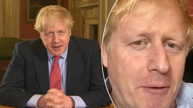 Boris Johnson has been battling with coronavirus