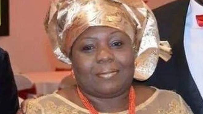 Ms Jamabo served the public as a key worker for over 25 years, after moving to the UK from Nigeria in the early 1990s