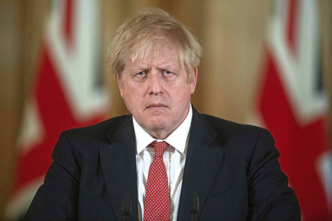 Boris Johnson was taken to hospital on Friday
