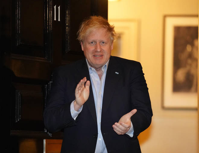 Mr Johnson was taken to intensive care after his condition worsened