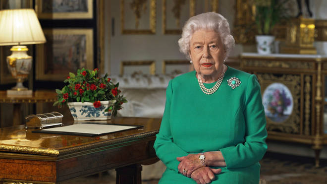On Sunday night Her Majesty delivered a historic address to the nation