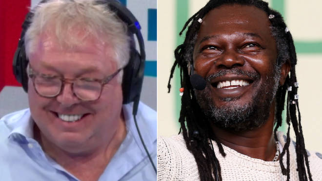 Nick Ferrari spoke to Levi Roots