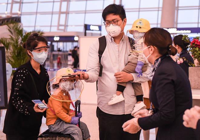 Wuhan has lifted the coronavirus lockdown