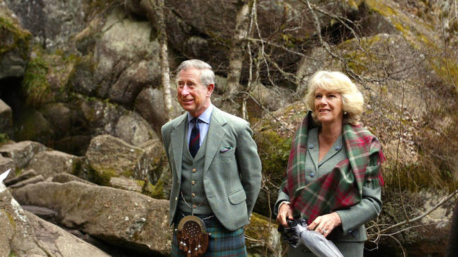 Camilla has gone on to become one of the most senior members of the royal family