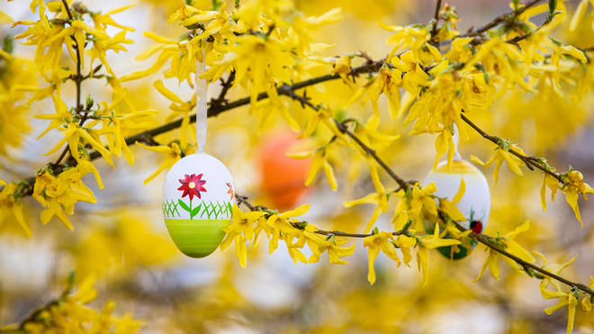 The Easter weekend is typically one of the busiest for the UK's roads and tourist destinations