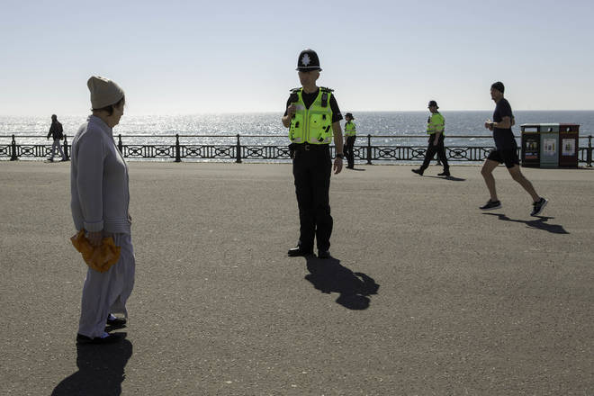 Police have warned holidaymakers and second homeowners caught travelling to the West Country for Easter that they will be fined and sent away
