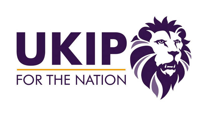 The new Ukip logo