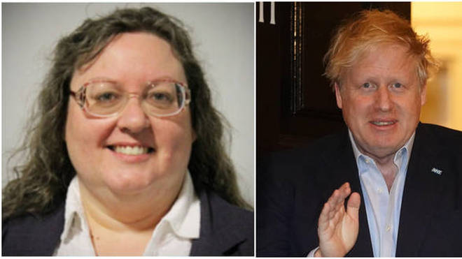 Sheila Oakes said she thinks Boris Johnson 'deserves' to get coronavirus
