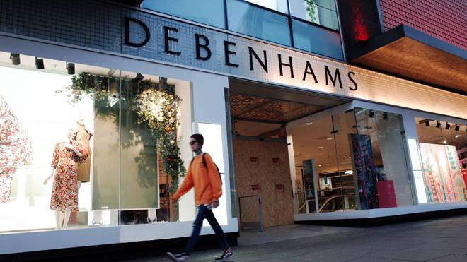 Debenhams has confirmed it has entered administration