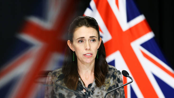 Jacinda Ardern said New Zealand can win the battle against coronavirus