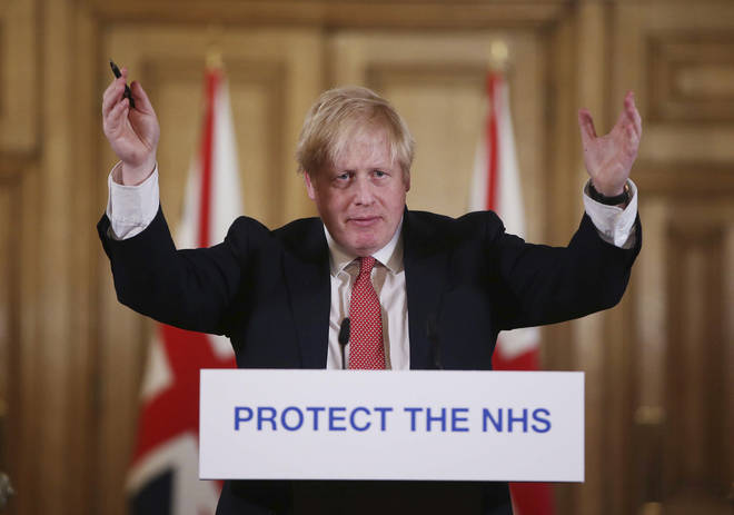 Boris Johnson has been moved out of intensive care