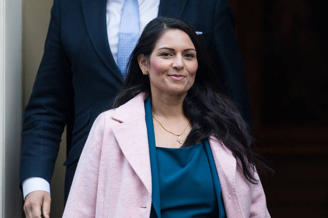 Priti Patel said the measures would be 'inappropriate'