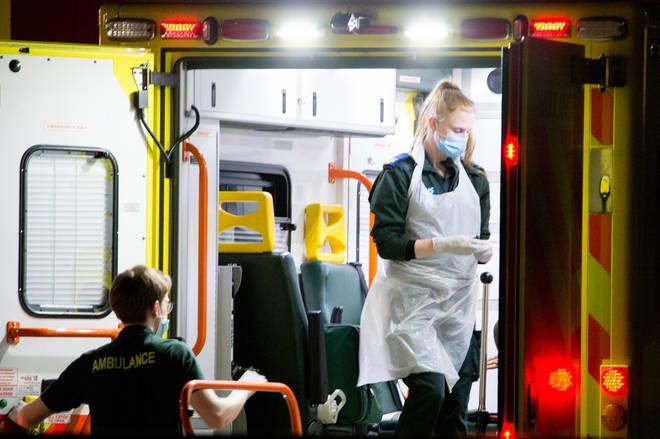 PPE is in short supply worldwide