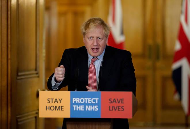 Boris Johnson is continuing to make very good progress in hospital