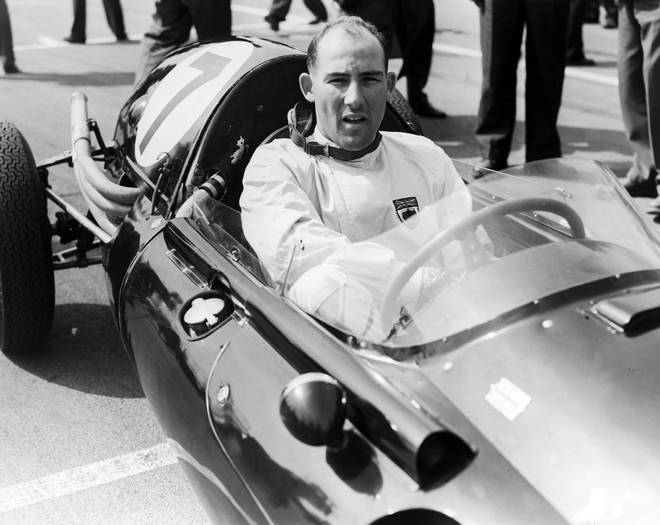 Sir Stirling Moss was unfortunate to never win the world championship