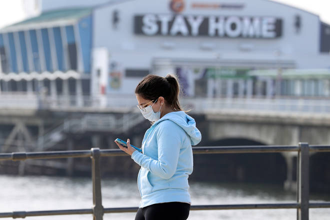 An NHS app will use your location to warn you if you've crossed a coronavirus sufferer