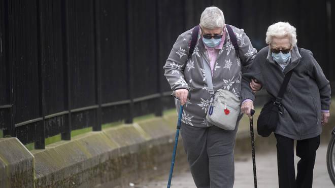 The UK coronavirus death toll has surpassed the 10,000 mark