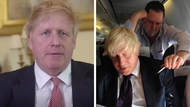 Boris Johnson's former aide Will Walden praised the PM's message