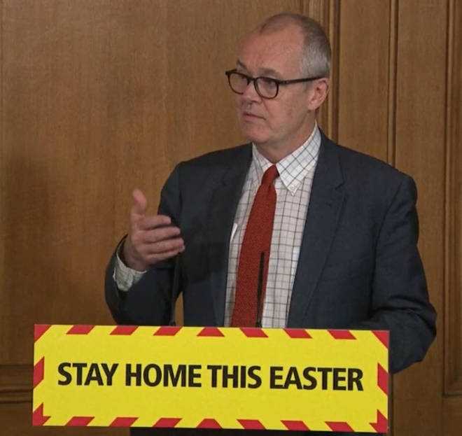Sir Patrick Vallance says he expects the death toll to get even higher