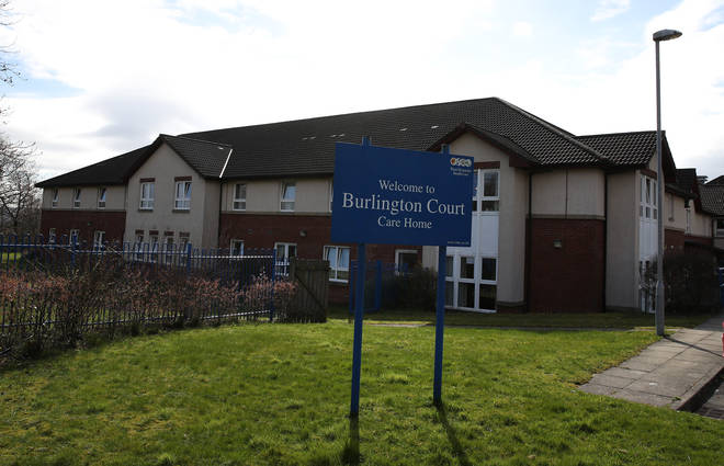 13 patients have died at the Burlington care home in North Lanarkshire.