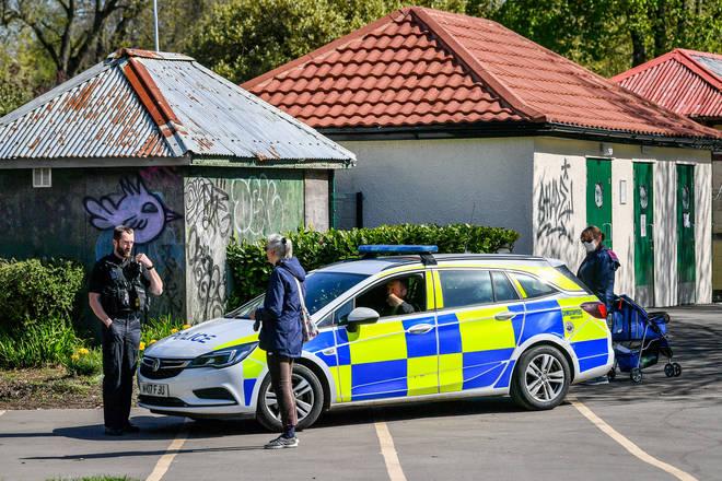 Lockdown is being enforced across the UK